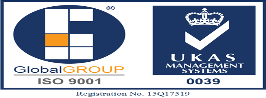 ESDC certificate ISO9001:2008